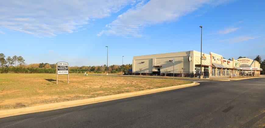 Lake Joy Commercial Development Lot in Warner Robins