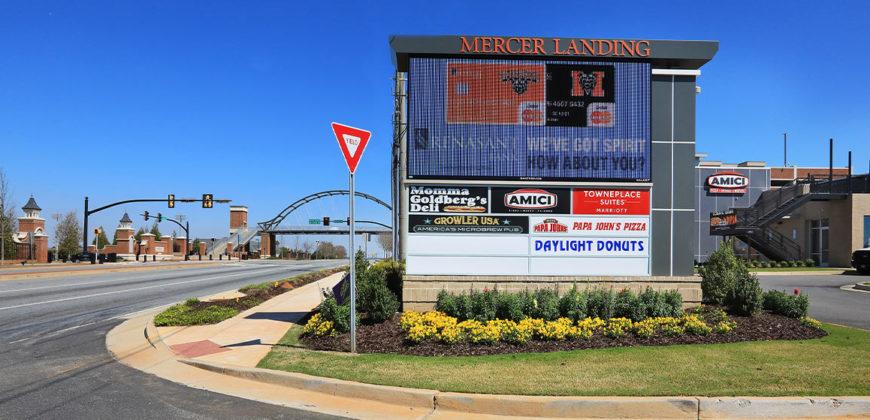 Mercer Landing